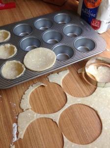 crust in tin