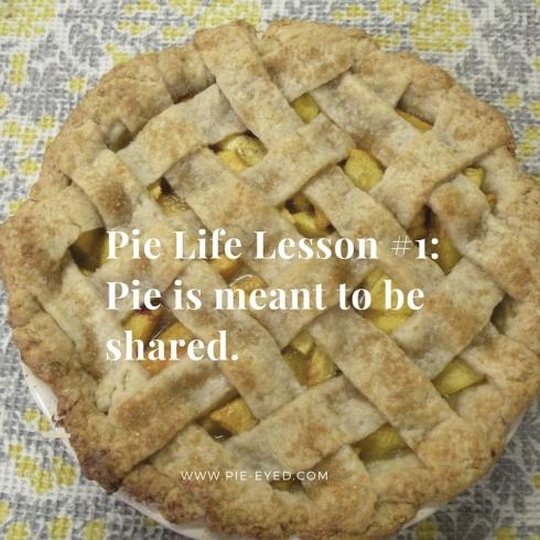 Pie lesson 1
